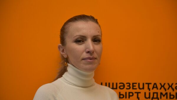 Индира Аршба - Sputnik Абхазия