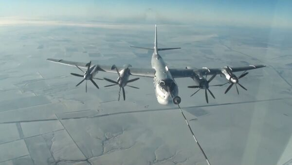 День дальней авиации ВКС России - Sputnik Абхазия