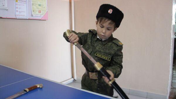 Удалой казак ростом 115 см - Sputnik Абхазия