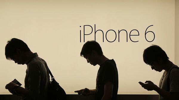 iPhone 6 - Sputnik Абхазия