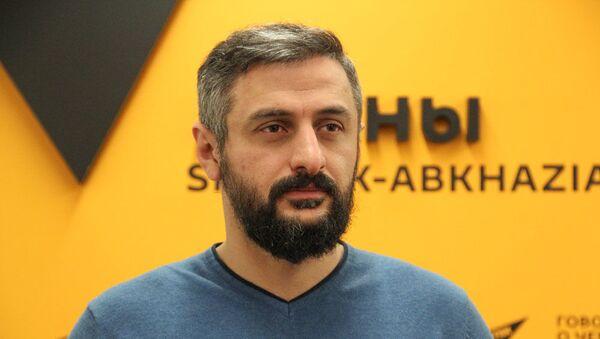 Астамур Квициния - Sputnik Аҧсны
