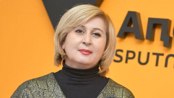 Инга Конджария - Sputnik Аҧсны
