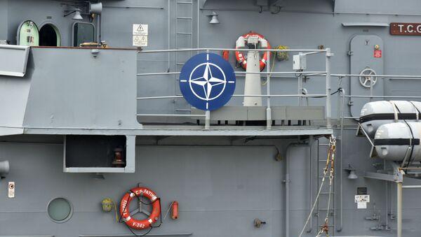 Группа кораблей четырех стран НАТО зашла в порт Одессы - Sputnik Аҧсны