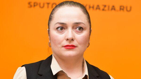 Саида Жиба - Sputnik Аҧсны