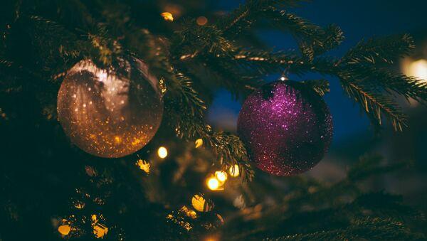 Новогодняя елка - Sputnik Аҧсны