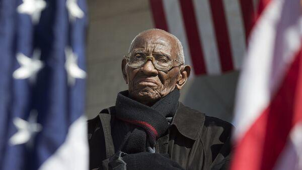 Старейший американский ветеран - Sputnik Аҧсны