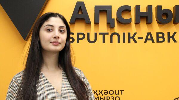Асмат Ҵәыџьԥҳа - Sputnik Аҧсны