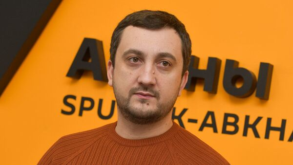Михаил Гагулия - Sputnik Абхазия