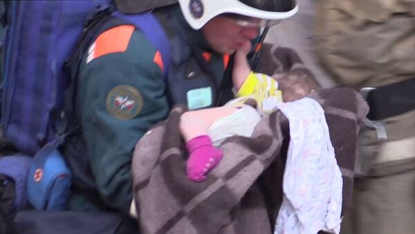Взрыв бытового газа в жилом доме в Магнитогорске - Sputnik Абхазия