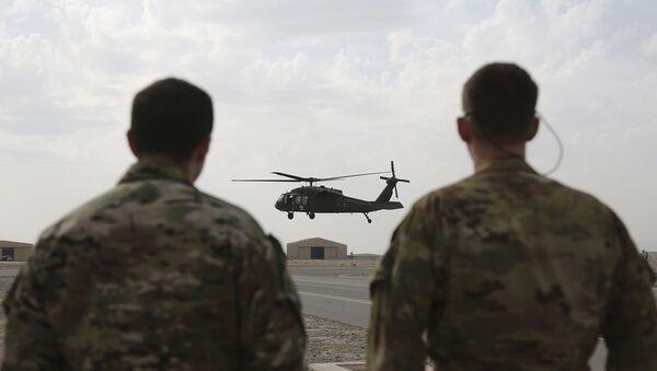 Американские военный в Кандагаре  - Sputnik Абхазия
