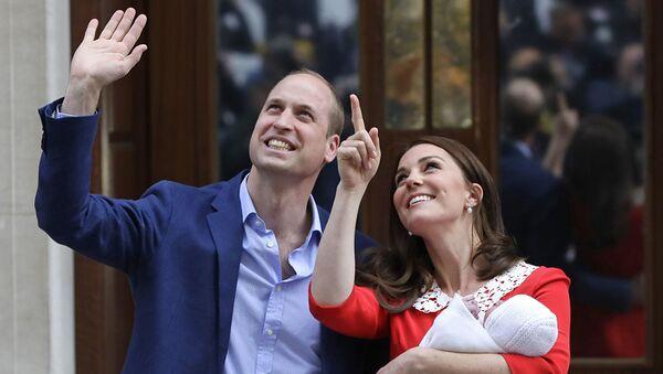 Принц Уильям и Кэтрин, герцогиня Кембриджская - Sputnik Абхазия