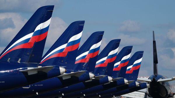 Самолеты в аэропорту Шереметьево - Sputnik Абхазия