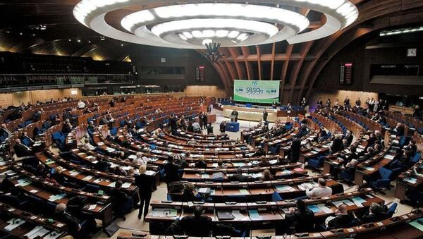 Заседание Европарламента. Архивное фото - Sputnik Абхазия
