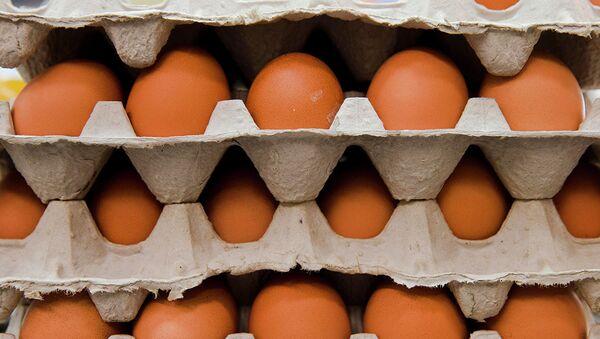 Куринные яйца - Sputnik Абхазия