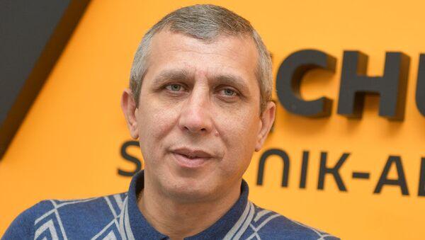 Игорь Джопуа - Sputnik Аҧсны