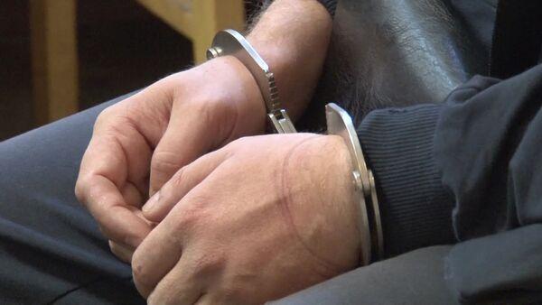 Задержание А.Сухоносовой и Д.Долгополова, обвиняемых в государственной измене - Sputnik Аҧсны