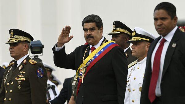 Вашингтон Мадуро имчра мап ацәнакуеит - Sputnik Аҧсны