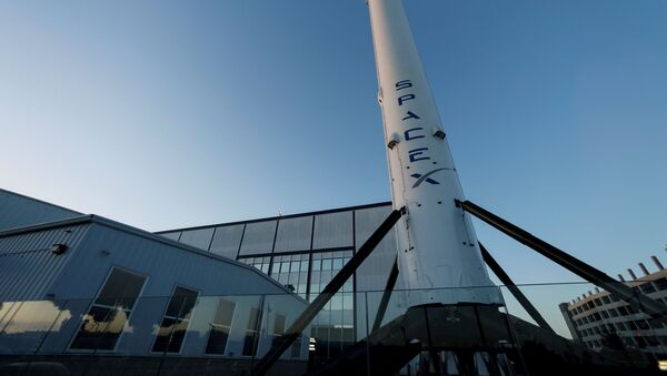 SpaceX  - Sputnik Аҧсны