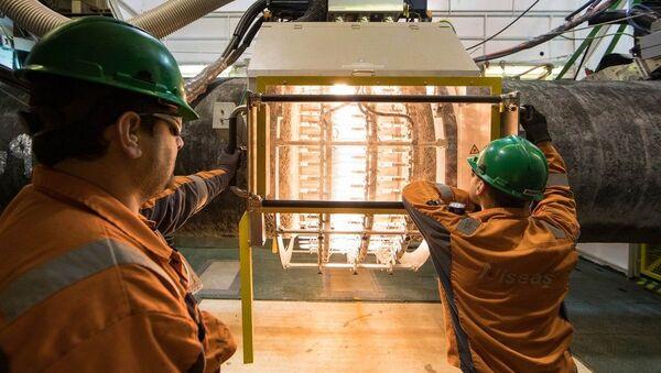 Строительство трубопровода Северный поток-2 - Sputnik Абхазия