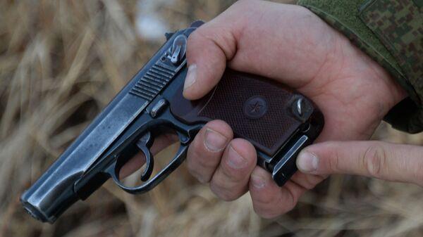 Пистолет Макарова - Sputnik Абхазия
