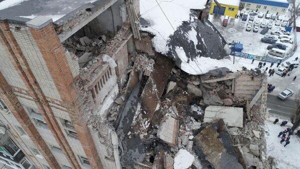 Взрыв бытового газа в жилом дома в Ростовской  области - Sputnik Абхазия