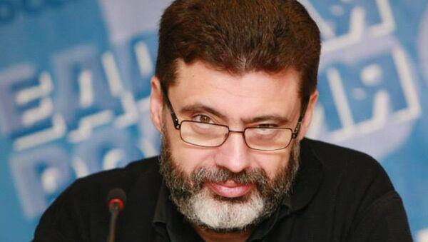 Дмитрий Юрьев - Sputnik Абхазия