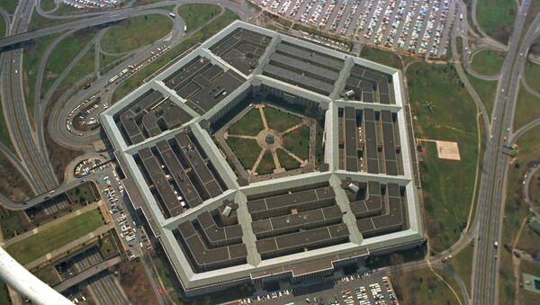 Пентагон, архивное фото - Sputnik Абхазия