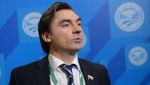 Депутат Государственной Думы России Андрей Свинцов  - Sputnik Абхазия