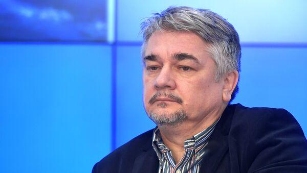 Ростислав Ищенко - Sputnik Абхазия