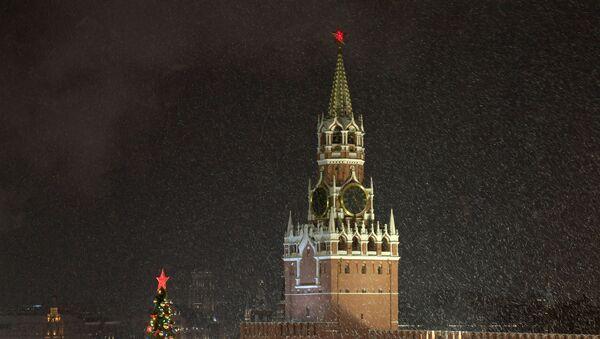 ГУМ-каток на Красной площади в Москве - Sputnik Абхазия
