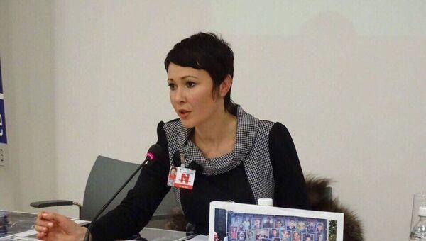 Анна Тув. Архивное фото - Sputnik Абхазия