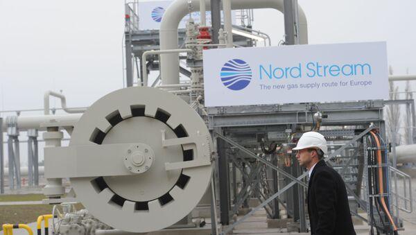 Открытие газопровода Северный поток - Sputnik Абхазия