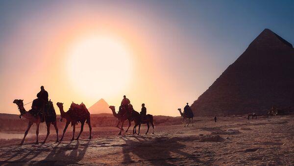 Египет - Sputnik Аҧсны