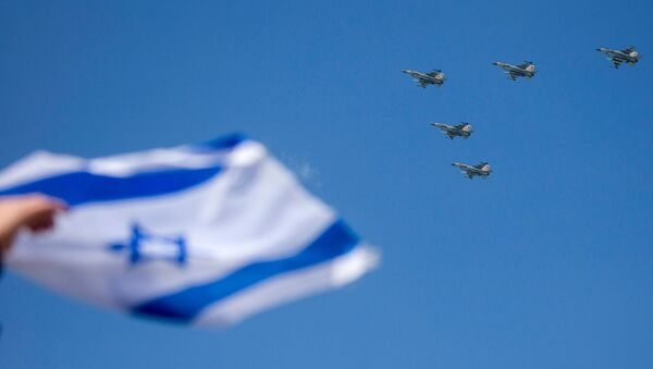 ВВС Израиля. Архивное фото - Sputnik Аҧсны
