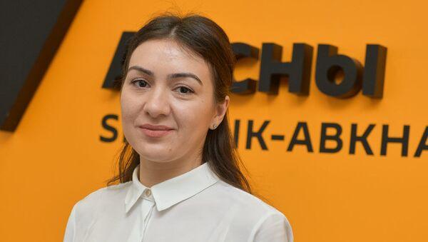 Астанда Авидзба - Sputnik Аҧсны