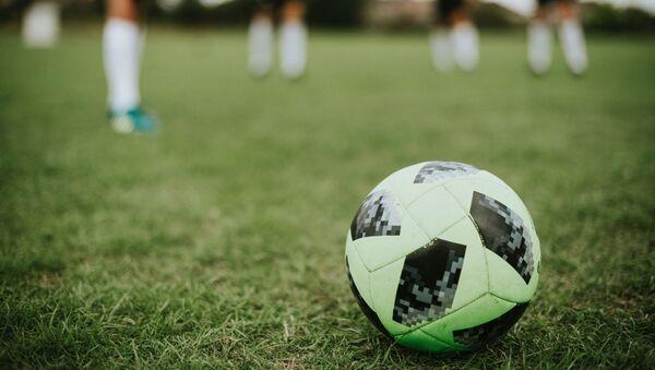 Футбольный мяч - Sputnik Аҧсны