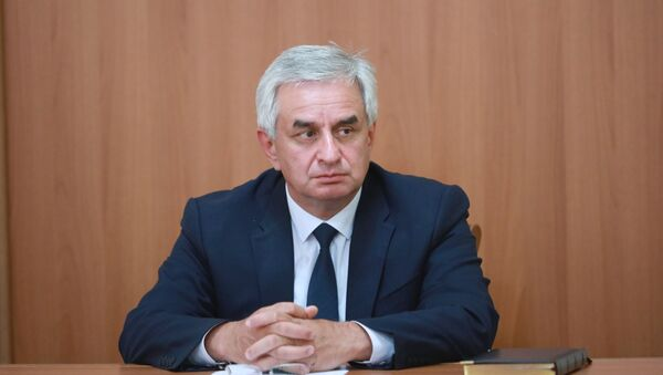 Рауль Ҳаџьымба - Sputnik Аҧсны