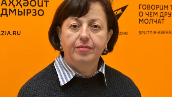 Лаура Тарба - Sputnik Аҧсны