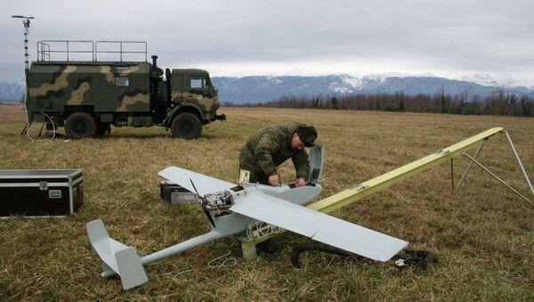 Специалисты РЭБ ЮВО на побережье в Абхазии обезвредили ударные «дроны» противника на учениях - Sputnik Абхазия