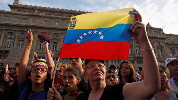 Революция в Венесуэле  - Sputnik Абхазия