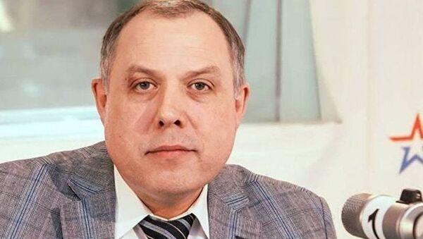Игорь Шатров - Sputnik Абхазия