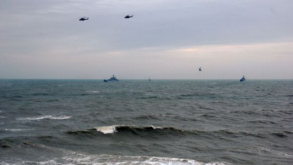 Внезапная проверка боеготовности войск Южного военного округа - Sputnik Абхазия