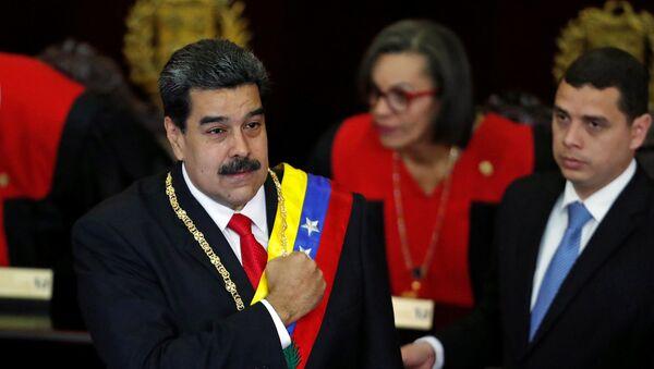 Венесуела ахада Николас Мадуро - Sputnik Аҧсны