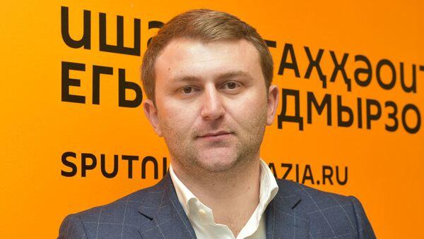 Тимур Хинтуба - Sputnik Абхазия