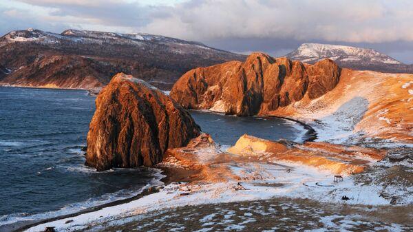 Курильские острова - Sputnik Абхазия