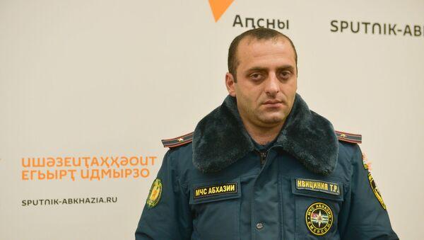 Тимур Квициния - Sputnik Аҧсны