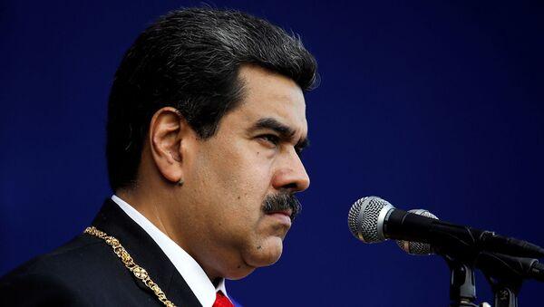 Президент Венесуэлы Николас Мадуро. Архивное фото - Sputnik Аҧсны