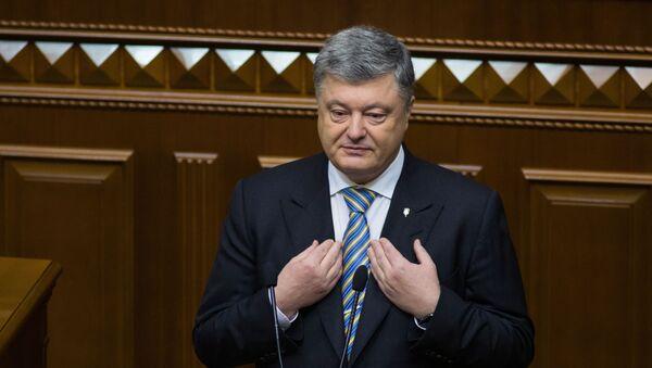 Верховная рада Украины поддержала обращение П. Порошенко о единой поместной церкви - Sputnik Аҧсны