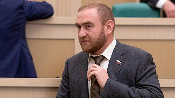 Рауф Арашуков - Sputnik Аҧсны