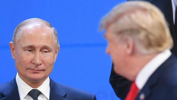 Официальный визит президента РФ В. Путина в Аргентину - Sputnik Абхазия